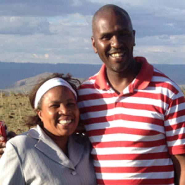 Pastor Steve Njenga